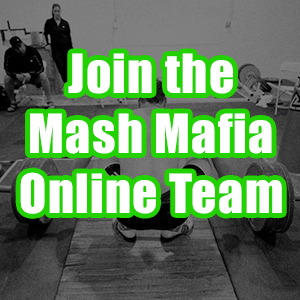 Join the Mash Mafia Weightlifting Online Team