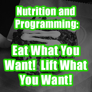 Eat What You Want Online Program
