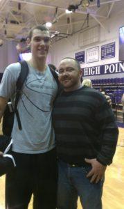 Me and Landon