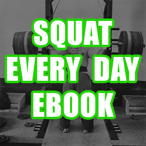 Squat Every Day Ebook
