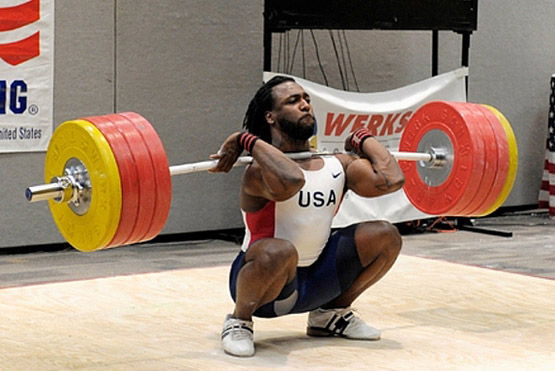 Kendrick-Farris-front-squat