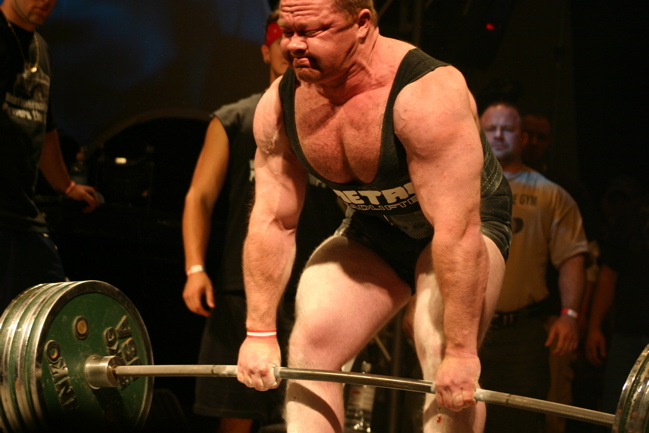 Travis Deadlift