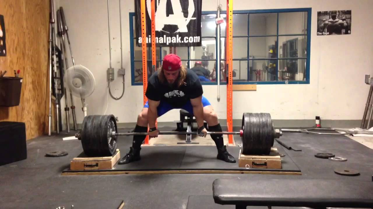 Deadlift is King Part III: How to Conquer the Pull! – Mash ...