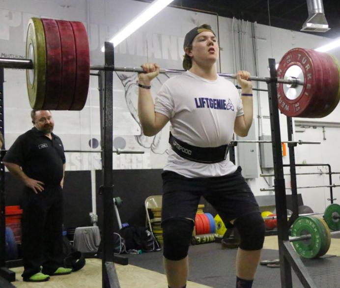 Should Athletes Max Out On The Back Squat? – Mash Elite Performance